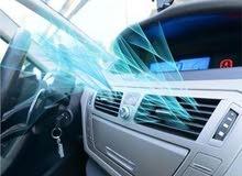 مهم لكل سيارة ( تنظيف ثلاجة المكيف )