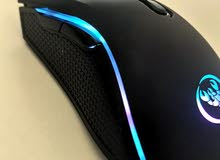 FREE DELIVERY IN SHARJAH AND AJMAN) RGB gaming mouse