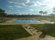 فيلا فخمة 5 غرف للإيجار بمدينة مراكش المغربية