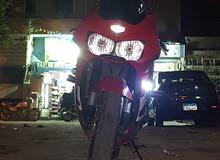 Honda motorbike made in 1999
