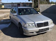 Available for sale! +200,000 km mileage Mercedes Benz C 180 1999