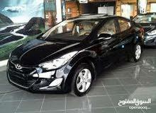 Gasoline Fuel/Power car for rent - Hyundai Elantra 2015