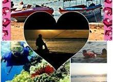 اجمل الرحلات على شاطئ العقبة على متن القارب الزجاجي