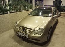 Used C 200 2002 for sale