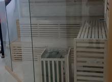 مطلوب ساونا خشبية معقولة السعر