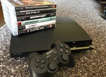 ما امهكر PS3 slim 500Gb