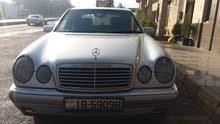 Mercedes Benz E 200 car for sale 1996 in Irbid city