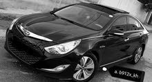 Hyundai Sonata car is available for a Week rent