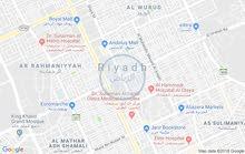 Al Munsiyah neighborhood Al Riyadh city - 100 sqm apartment for rent