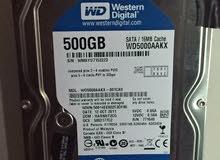 500gb hard drive للبيع