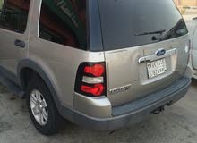 Used condition Ford Explorer 2006 with +200,000 km mileage