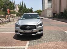 Infiniti QX 60, 34000km , 2016 - Single Owner Driven