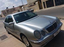 Used 2002 E 320 in Ajdabiya