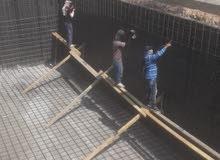 بناء فلل استراحات-ملاحق-اسوار