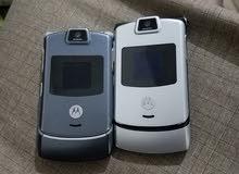 مطلوب جهاز موتورلا برمجة Motorola RAZR V3c