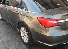 كرايسلر 200 للبيع موديل 2012