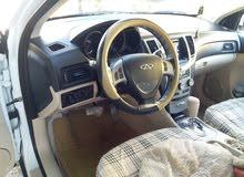 سيارة شيري نظيفة جدا 2013 بيضاء