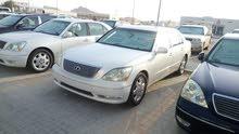 #للبيع  #لكزس #Lexus #ls430  مـوديـل 2004 ابيض من الداخل بيج نص الترا وارد