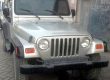 Used 2006 Wrangler in Sharjah