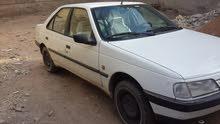 سيارة بيجو glx (405)