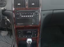 Automatic Black Peugeot 2007 for sale
