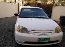 Used condition Honda Civic 2002 with 10,000 - 19,999 km mileage