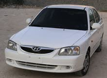 Manual Hyundai 2012 for sale - Used - Misrata city