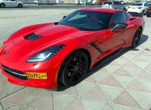 Chevrolet Corvette car for sale 2014 in Muscat city