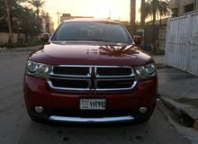 Automatic Maroon Dodge 2013 for sale