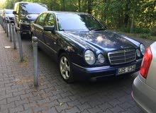 For sale 1999 Blue E 280
