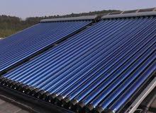 سخانات شمسية للمسابح المنزلية والشاليهات