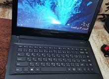 لاب توب Lenovo i7 كرتين شاشة وندز10اصلي للبيع