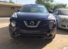 Used Nissan Juke for sale in Ajman