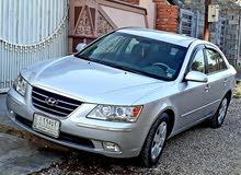 سوناتا وارد امريكي 2009 محرك 2400 لون سلفر