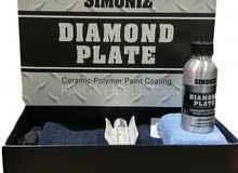 ماده النانو سيراميك للبودي والجنط والزجاج للبيع