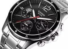 ساعة كاسيو جديدة للبيع