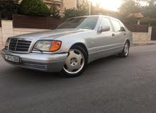 For sale 1998 Silver S 320