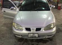 Automatic Silver Hyundai 1999 for sale
