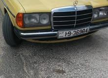 1984 Mercedes Benz in Irbid