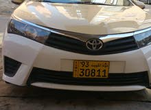 for sale corolla 2016 taxi