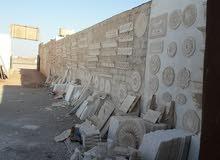 مصنع متخصص في أعمال الديكور (جبس)