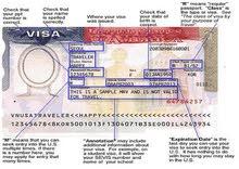 فيزا امريكا  USA VISA
