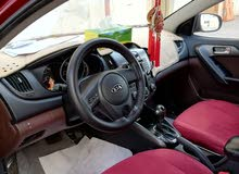 Kia ceroto 2012 good condition