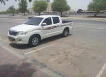 Gasoline Fuel/Power   Toyota Hilux 2013