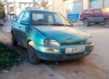 Available for sale! +200,000 km mileage Mazda 121 1993