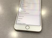 ايفون 6s بلاص جديد.ضمان كرتون موجود.iphone 6s plus brand new