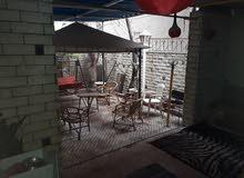 شقة مفروش في المعادي مدخل خاص حديقة  فخمة