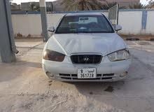 Grey Hyundai Avante 2002 for sale