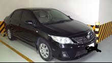 Toyota Corolla 2012 like new, perfect condition, services history with Toyota,