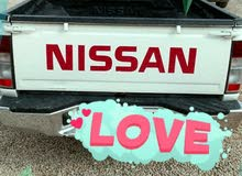 New condition Nissan Pickup 2013 with 30,000 - 39,999 km mileage